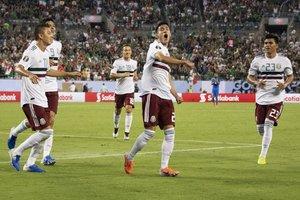 México anotó 13 goles en la fase de grupos