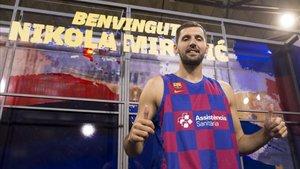 Mirotic engrosa la lista de jugadores que habrán militado en Barça y Madrid