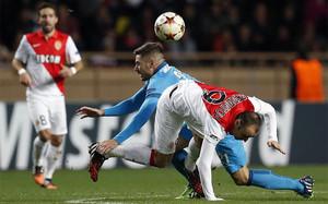 El Mónaco pudo con el Zenit