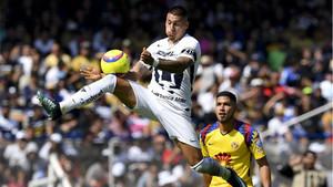 Nico Castillo, de Pumas