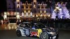 Ogier se impuso en la primera espcial del Rally de Montecarlo 2016
