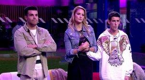 Pol Badía consigue salvarse de las nominaciones en GH VIP 7