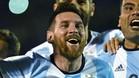 El quinto hat trick de Messi con Argentina dio el pase al Mundial ante Ecuador