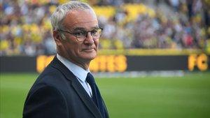 Ranieri regresa a la Premier como entrenador del Fulham