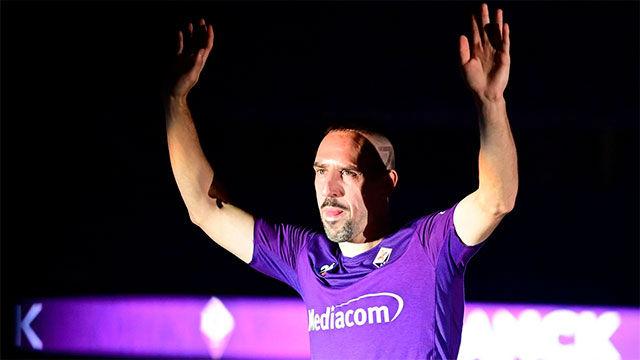 La resilencia de Franck Ribéry