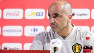 Robert Martínez tiene contrato con Bélgica hasta 2020