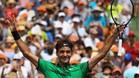 Roger Federer está jugando mejor ahora que cuando tenía 25 años