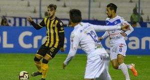 San José y Peñarol chocaron en Bolivia por la quinta fecha de la Copa Libertadores