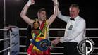 A Sandor Martín, campeón de la Unión Europea superligero, le gustaría que ganara Pacquiao