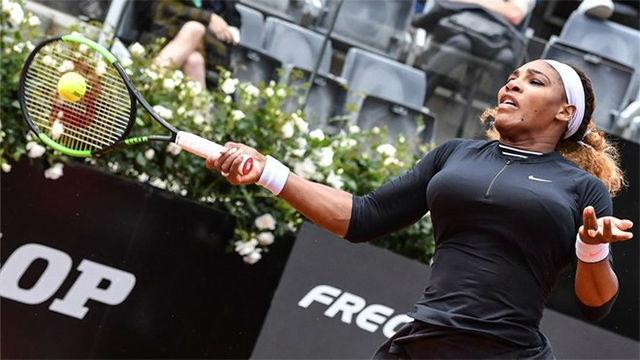 Serena debuta con una cómoda victoria ante Rebecca Peterson (6-4 y 6-2)