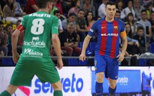 Sergio Lozano regresó al equipo contra el Magna Gurpea