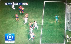 Sergio Ramos estaba en fuera de juego en el gol del Madrid