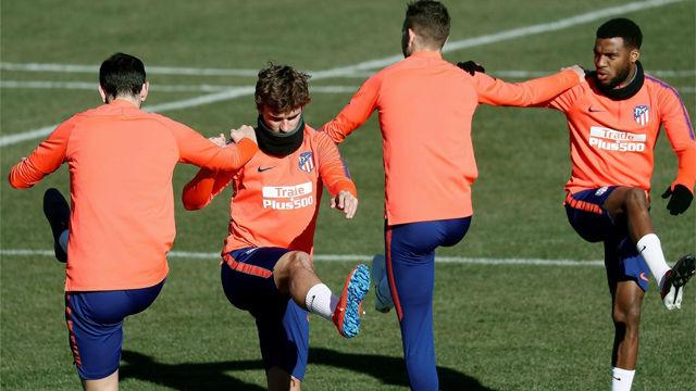 Simeone podrá contar con Lucas Hernández ante el Levante