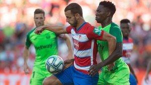 Soldado quiere reencontrarse con el gol en la Copa