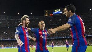 Suárez: Neymar hizo todo lo que pudo para volver (EN)