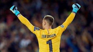 Ter Stegen ha repasado en una entrevista su trayectoria en el Barça
