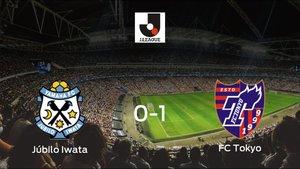 El FC Tokyo vence 0-1 en casa del Júbilo Iwata