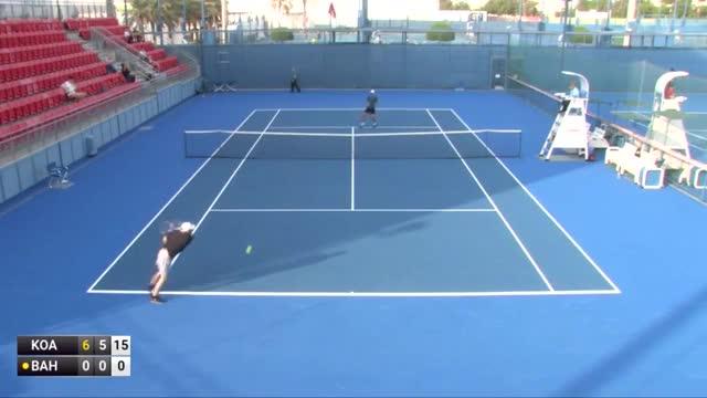 El video que avergüenza al mundo del tenis: ¿Cómo es posible que un jugador así dispute un torneo profesional?