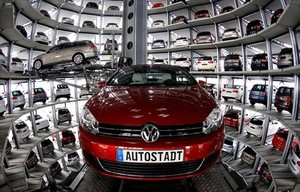 Volkswagen en China