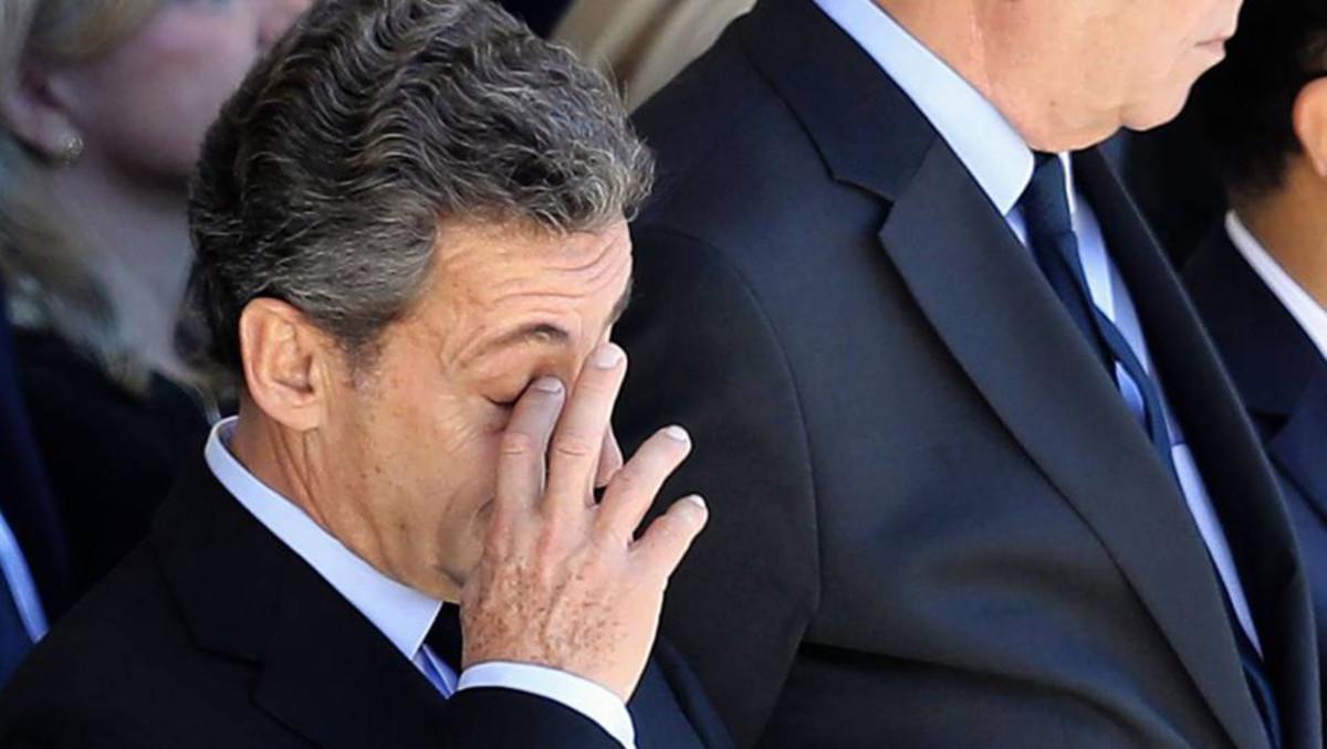 Resultado de imagen para Detienen al expresidente francés por presunta financiación ilegal