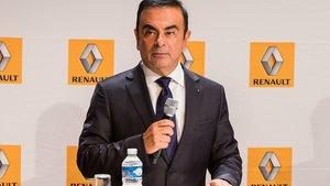 Carlos Ghosn será cesado también de Renault próximamente.