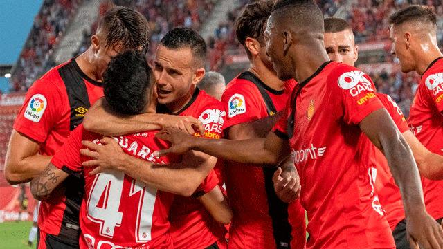 El Mallorca se cita con el Depor en la final por el ascenso