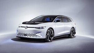 Volkswagen ID. Space Vizzion.