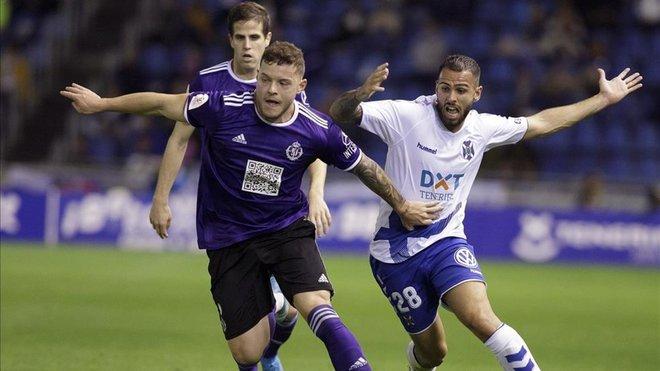 Horario y dónde ver el Tenerife - Sporting de Gijón de la jornada 26 de LaLiga Smartbank