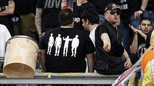Aficionados de la Juventus