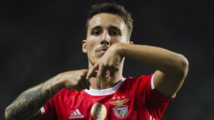 Alejandro Grimaldo es el jugador más utilizado en el Benfica