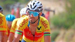Alejandro Valverde es la gran baza española