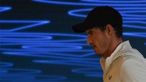 Andy Murray, durante su estancia en Melbourne