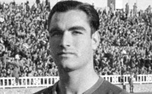 Antoni Anguera defendió la camiseta del FC Barcelona las temporadas 1940-41 y 1941-42