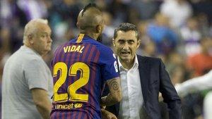 Arturo Vidal tendrá su oportunidad