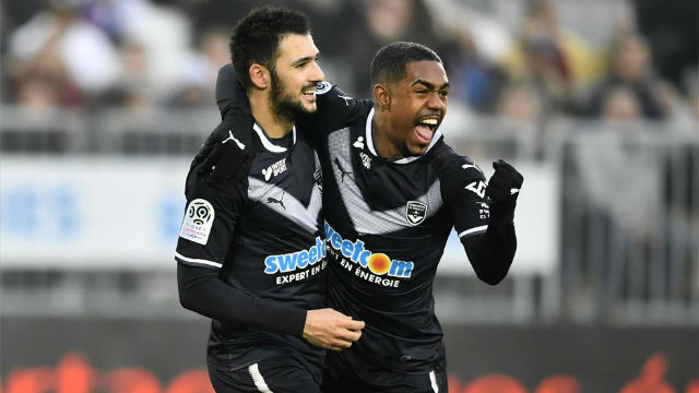 Roma win race to sign Brazilian winger Malcom from Bordeaux