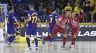 El Barça Lassa quiere olvidar ya el KO ante ElPozo