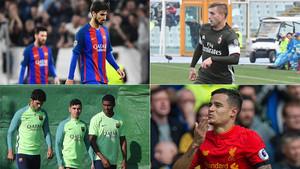 El Barça prepara una revolución de cara a la próxima temporada