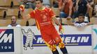 El blaugrana Marc Gual es uno de los referentes del equipo español