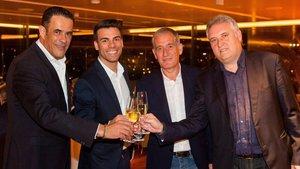 Un brindis por la Copa de España
