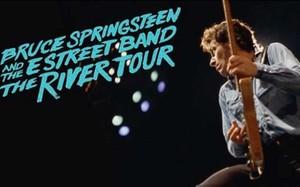 Cartelpromocional de la gira de 2016 de Bruce Springsteen & The E Street Band