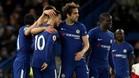 El Chelsea se protege en las grandes citas