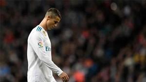 Cristiano Ronaldo no olvida a los árbitros