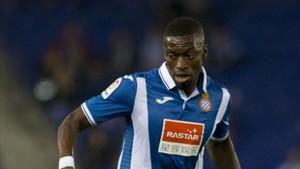 Diop podría dejar el Espanyol para firmar por el Eibar