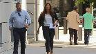 Esposa de Rosell declara como investigada en la Audiencia Nacional