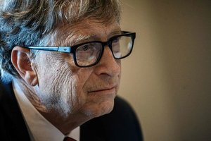 Esta es la fecha en la que terminará la pandemia de coronavirus según Bill Gates