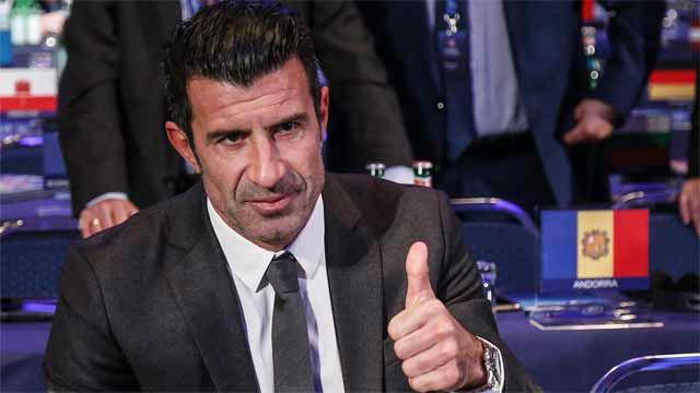 Figo: City, Juventus, Barcelona son favoritos; el Madrid siempre está ahí
