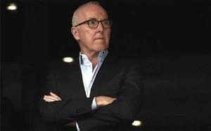 Frank McCourt, propietario del Olympique de Marsella