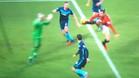 Ibrahimovic protagonizó un remate 'marca de la casa'
