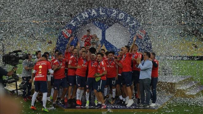 Independiente conquista en Maracaná su segunda Copa Sudamericana