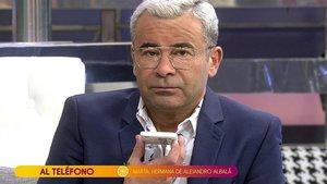 Jorge Javier Vázquez sigue ingresado en un hospital de Navarra